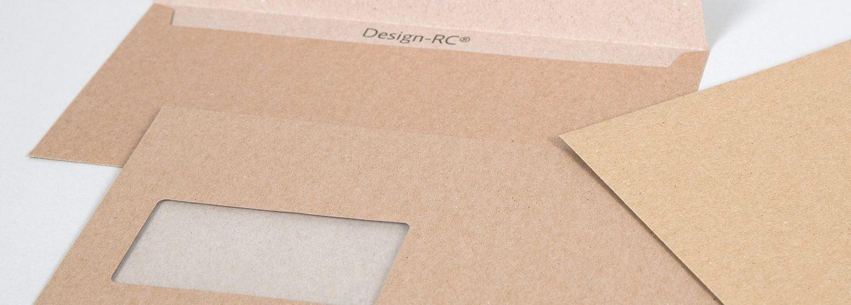 Design-RC Briefhüllen
