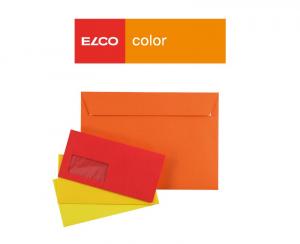 Farbige Briefhüllen, FSC-zertifiziert